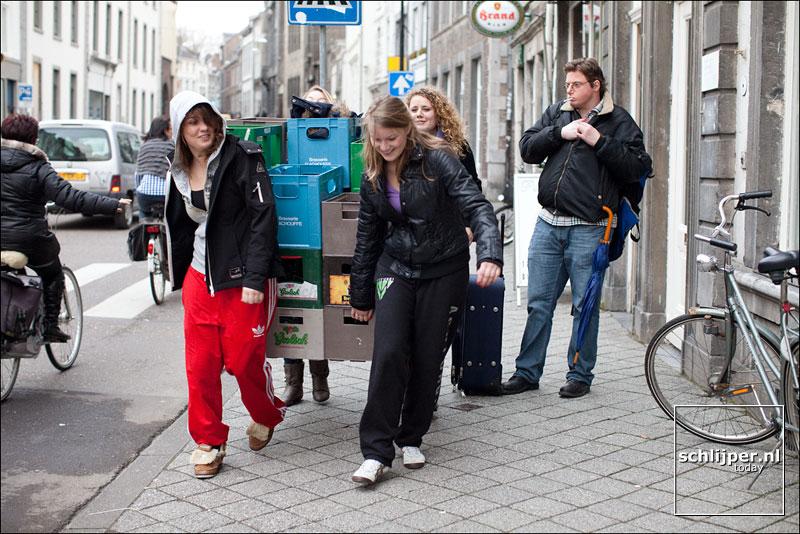 Nederland, Maastricht, 12 februari 2011