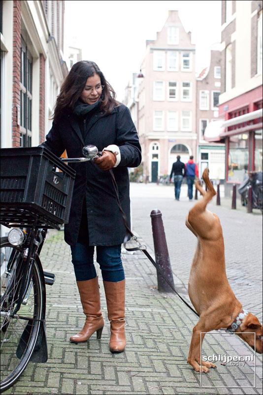 Nederland, Amsterdam, 13 februari 2011