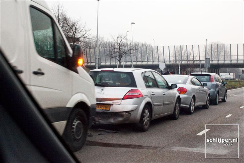 Nederland, Amsterdam, 18 februari 2011