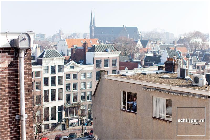 Nederland, Amsterdam, 3 maart 2011