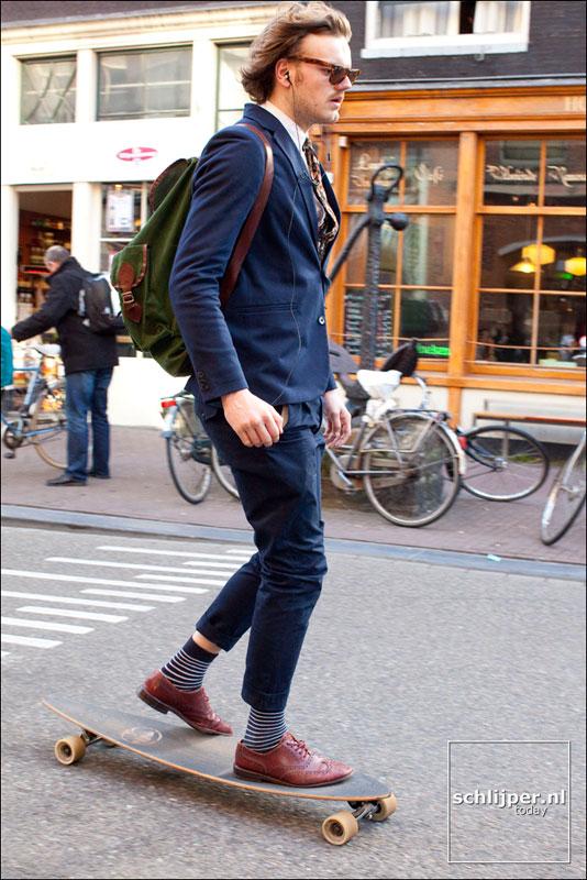 Nederland, Amsterdam, 24 maart 2011
