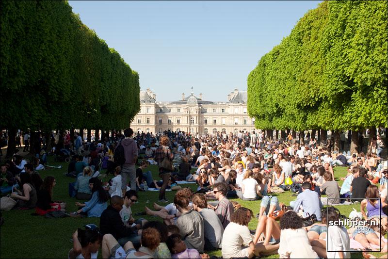 Frankrijk, Parijs, 9 april 2011