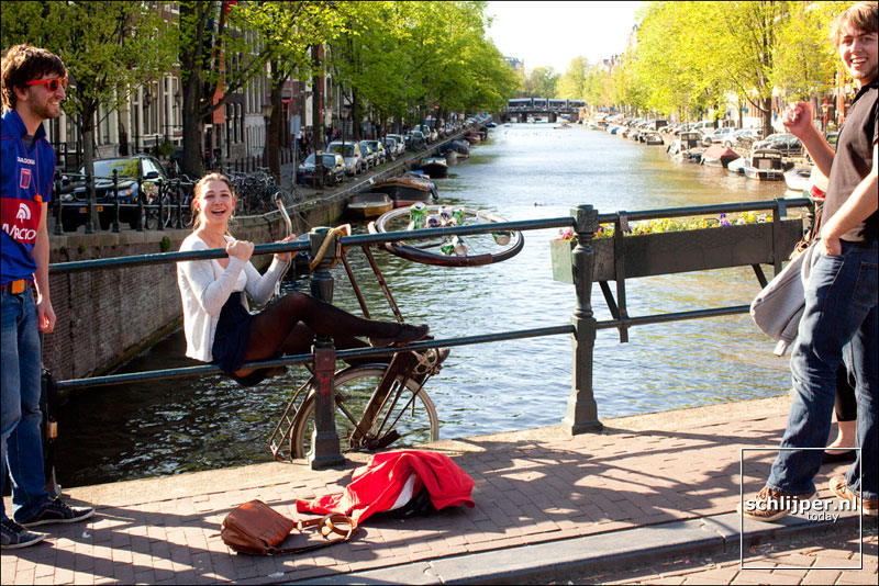 Nederland, Amsterdam, 1 mei 2011