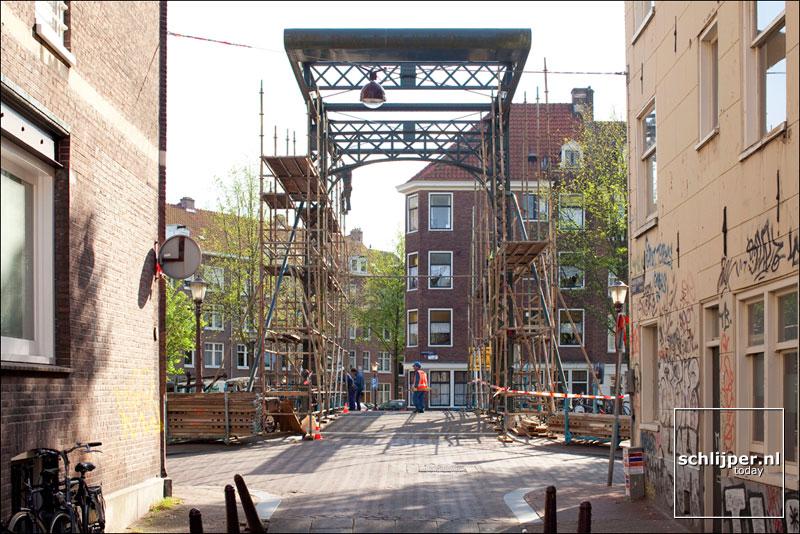 Nederland, Amsterdam, 2 mei 2011