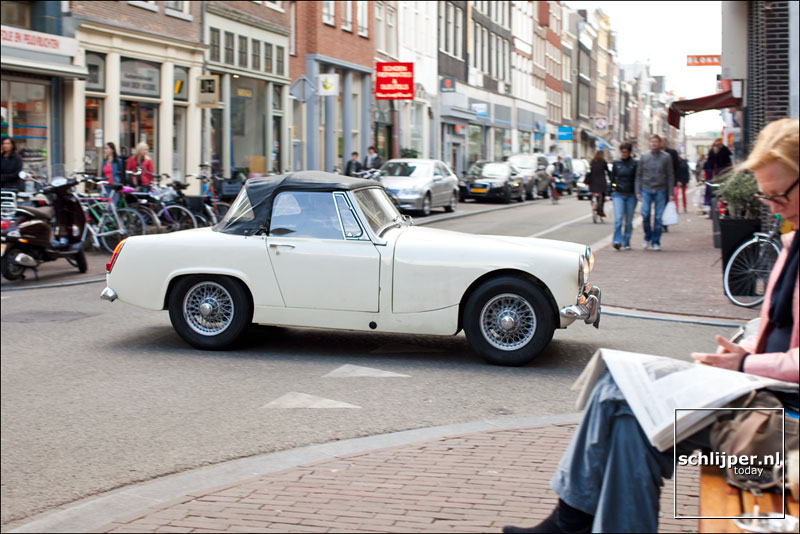 Nederland, Amsterdam, 4 mei 2011
