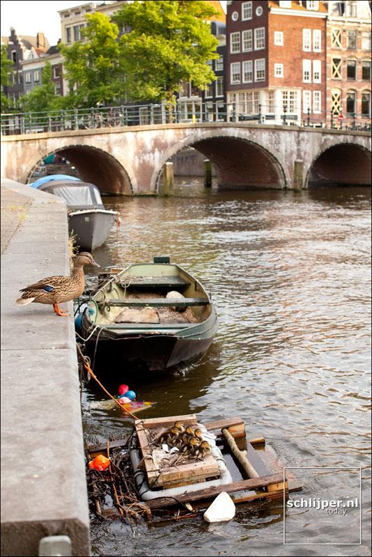 Nederland, Amsterdam, 10 mei 2011