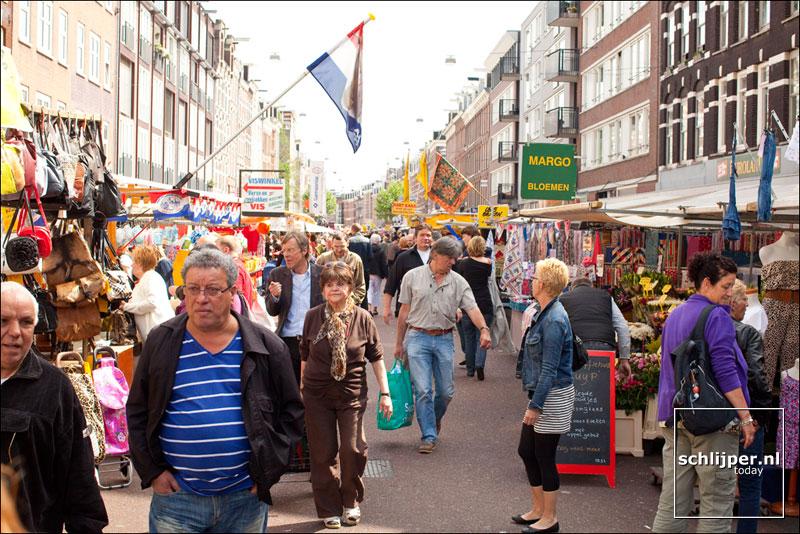 Nederland, Amsterdam, 13 mei 2011