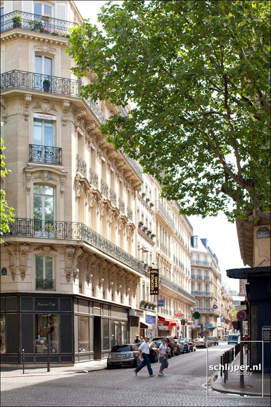 Frankrijk, Parijs, 29 mei 2011