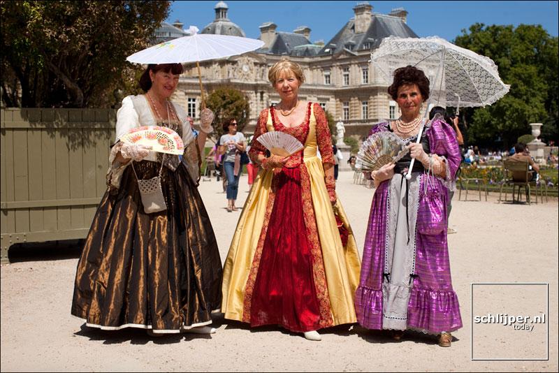 Frankrijk, Parijs, 28 mei 2011
