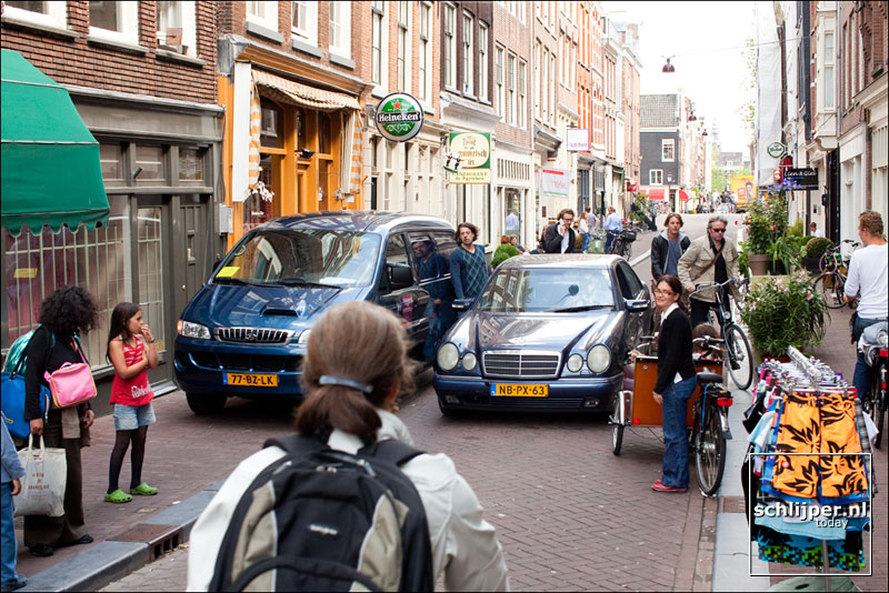 Nederland, Amsterdam, 9 juni 2011
