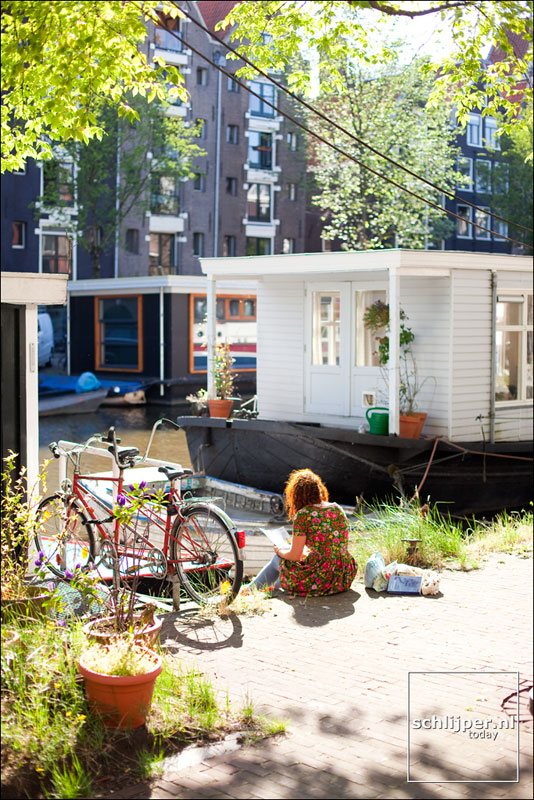 Nederland, Amsterdam, 9 juli 2011