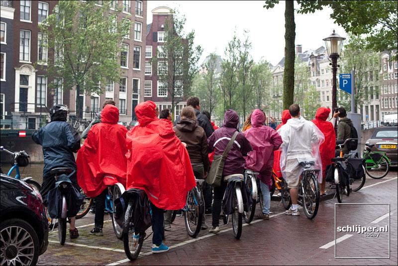 Nederland, Amsterdam, 13 juli 2011