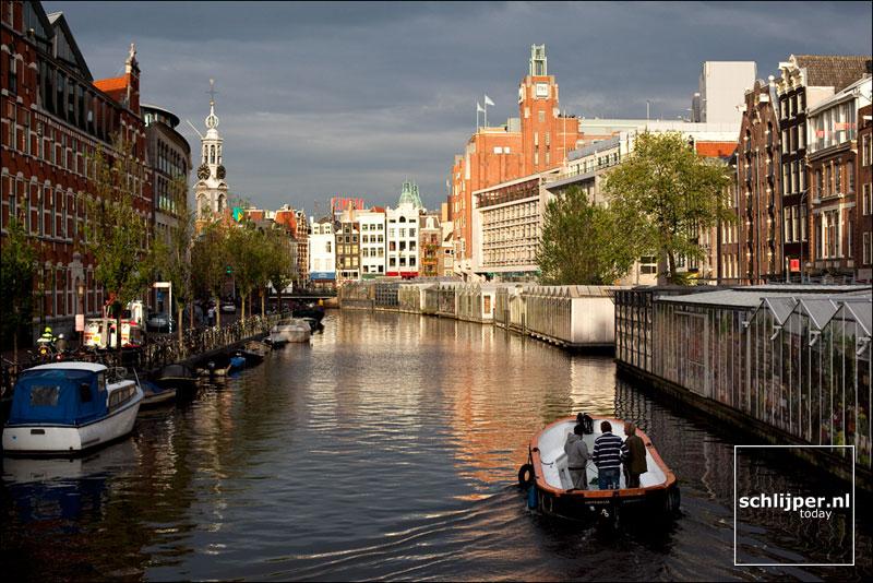 Nederland, Amsterdam, 19 juli 2011
