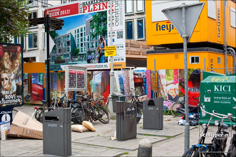 Nederland, Amsterdam, 30 juli 2011