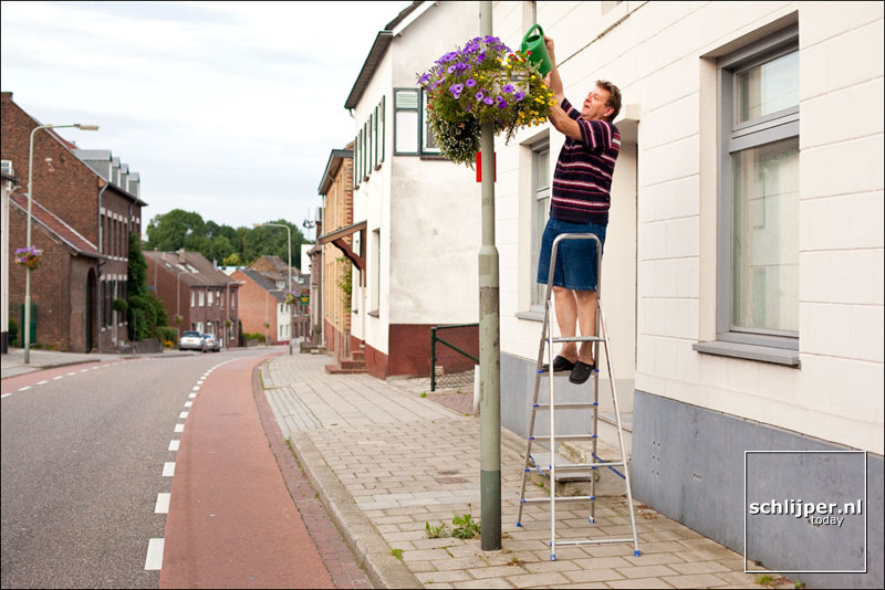 Nederland, Meerssen, 2 augustus 2011