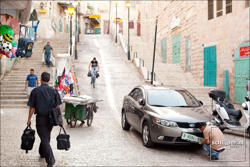 Palestinian Territories, Bethlehem, 8 augustus 2011