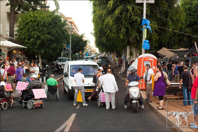 Israel, Tel Aviv, 15 augustus 2011