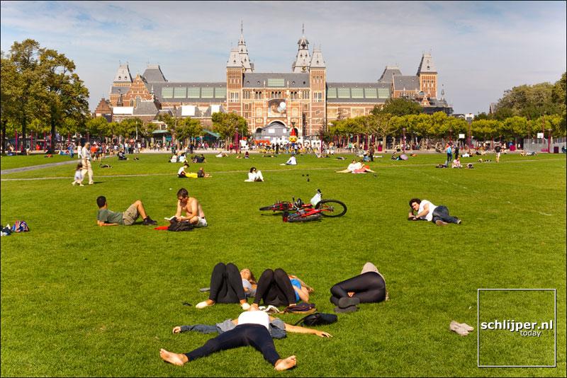 Nederland, Amsterdam, 20 augustus 2011