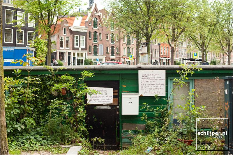 Nederland, Amsterdam, 22 augustus 2011