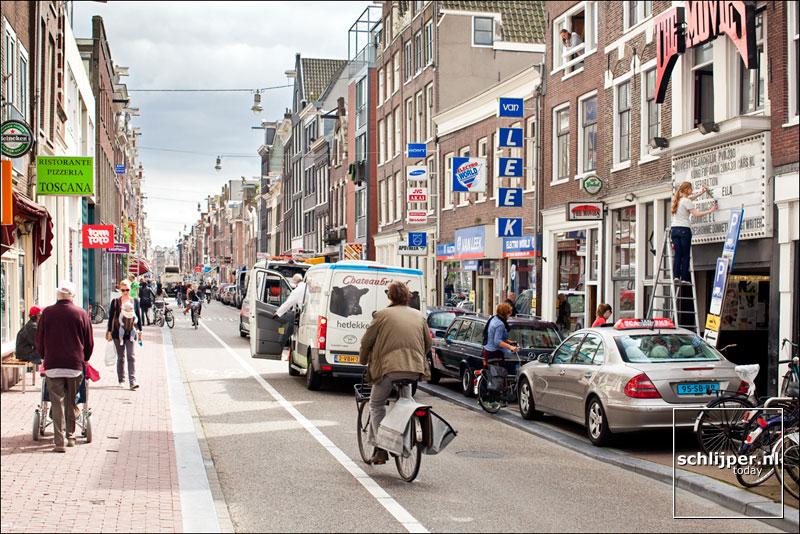 Nederland, Amsterdam, 1 september 2011