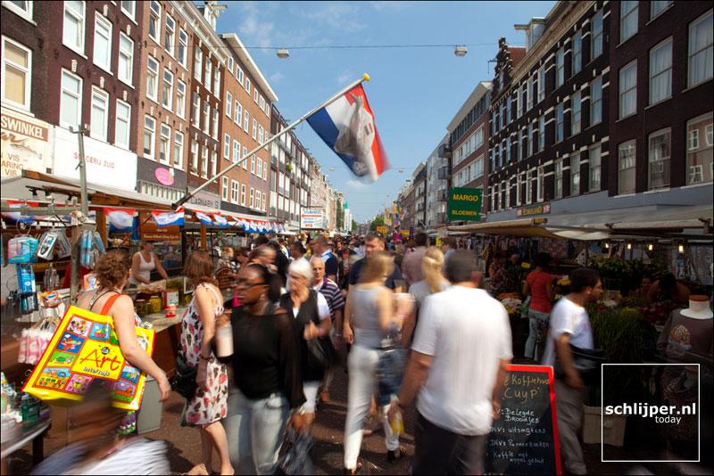 Nederland, Amsterdam, 3 september 2011