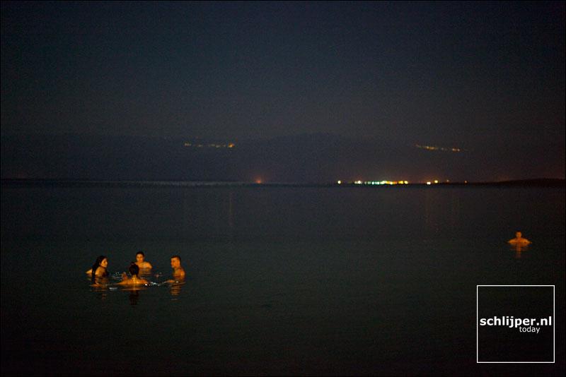 Israel, Ein Bokek, 15 september 2011