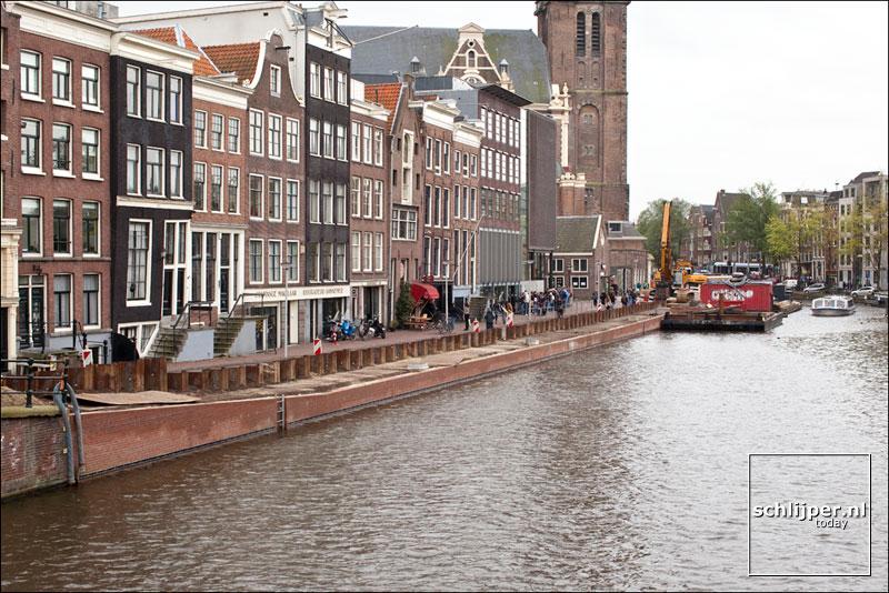 Nederland, Amsterdam, 10 oktober 2011