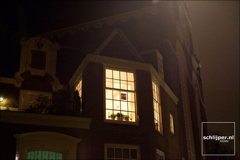Nederland, Amsterdam, 29 oktober 2011