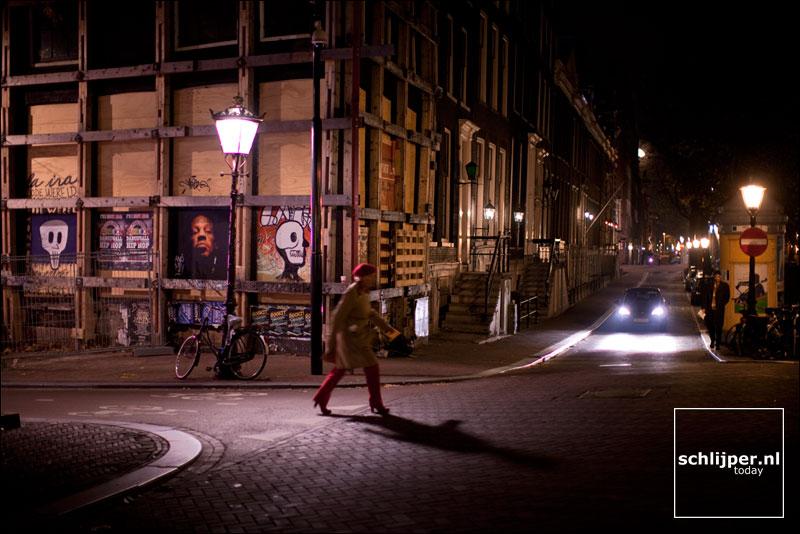 Nederland, Amsterdam, 16 november 2011