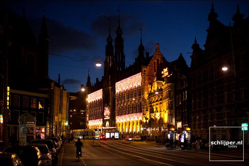 Nederland, Amsterdam, 27 november 2011