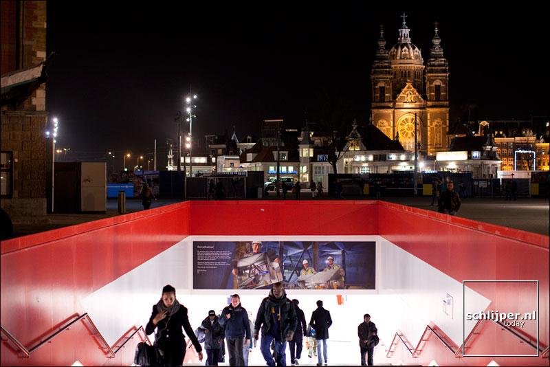 Nederland, Amsterdam, 28 november 2011