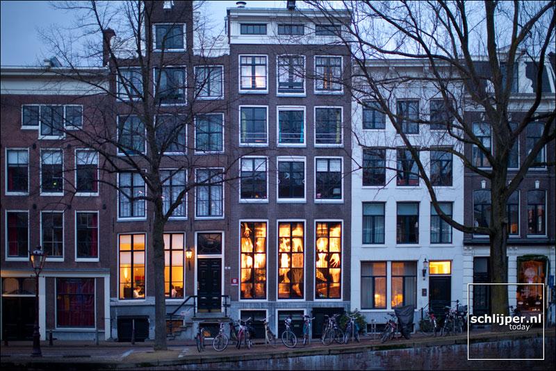 Nederland, Amsterdam, 5 december 2011