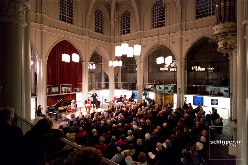 Nederland, Amsterdam, 7 december 2011