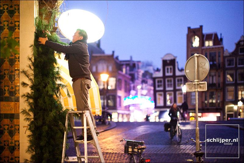 Nederland, Amsterdam, 21 december 2011