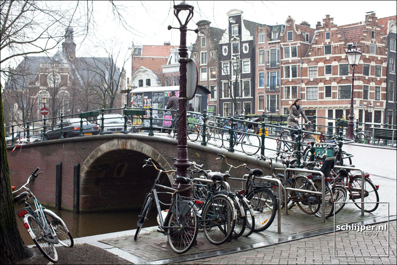 Nederland, Amsterdam, 22 december 2011