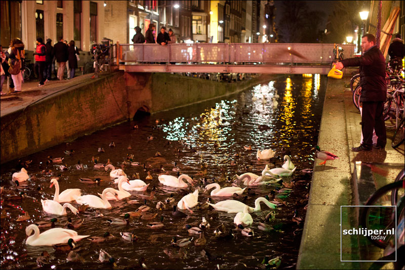 Nederland, Amsterdam, 29 december 2011