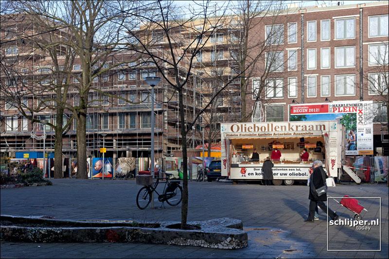 Nederland, Amsterdam, 30 december 2011