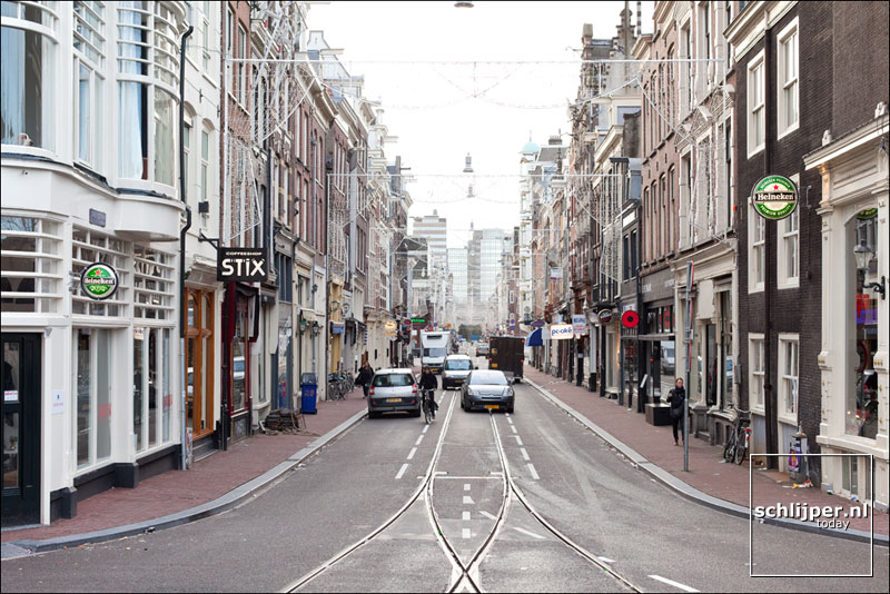 Nederland, Amsterdam, 2 januari 2012