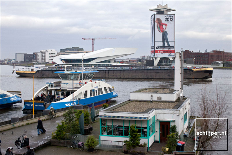 Nederland, Amsterdam, 9 januari 2012