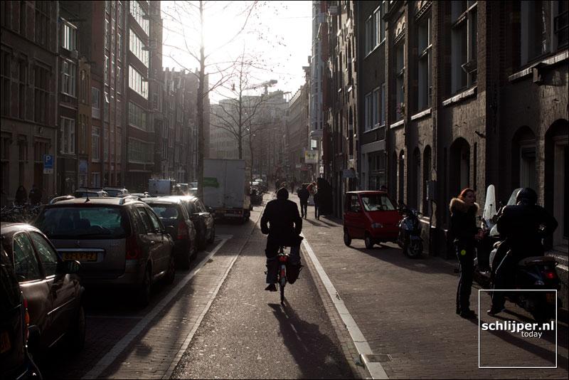 Nederland, Amsterdam, 13 januari 2012