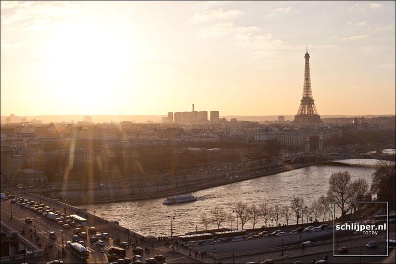 Frankrijk, Parijs, 14 januari 2012