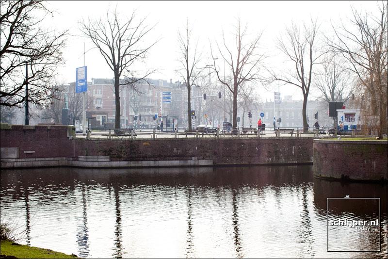 Nederland, Amsterdam, 29 januari 2012
