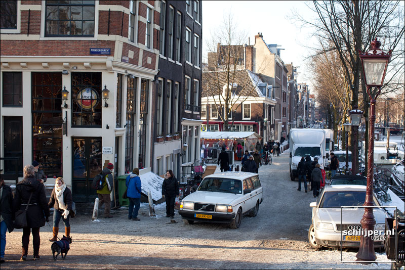 Nederland, Amsterdam, 4 februari 2012