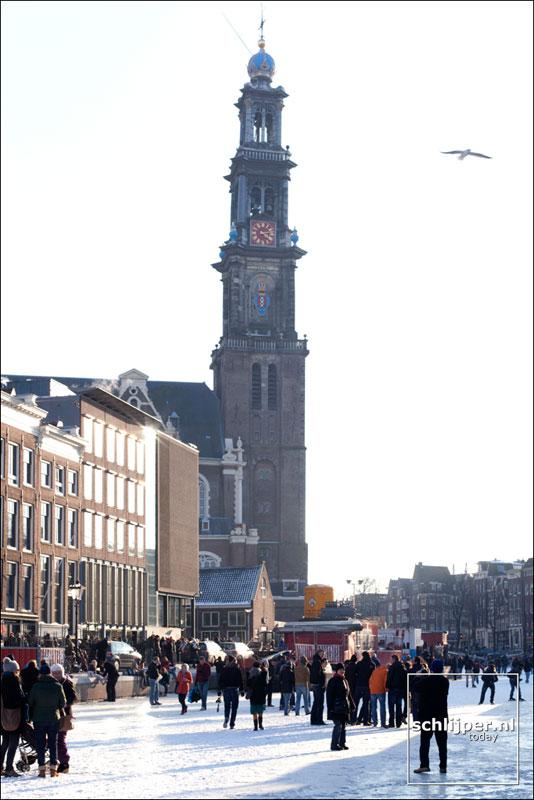 Nederland, Amsterdam, 11 februari 2012