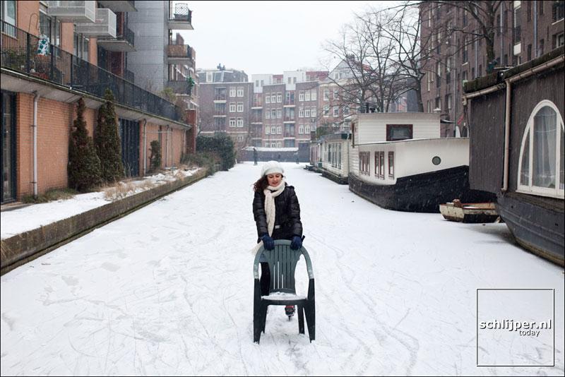 Nederland, Amsterdam, 12 februari 2012