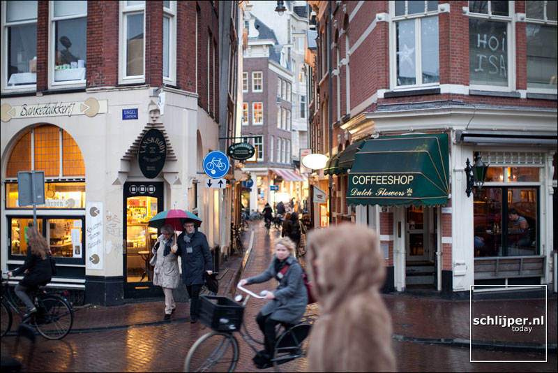 Nederland, Amsterdam, 14 februari 2012