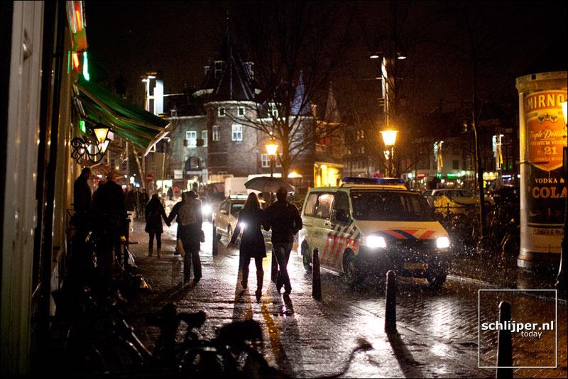 Nederland, Amsterdam, 18 februari 2012