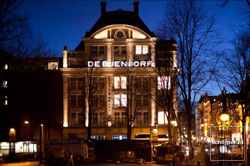 Nederland, Amsterdam, 19 februari 2012