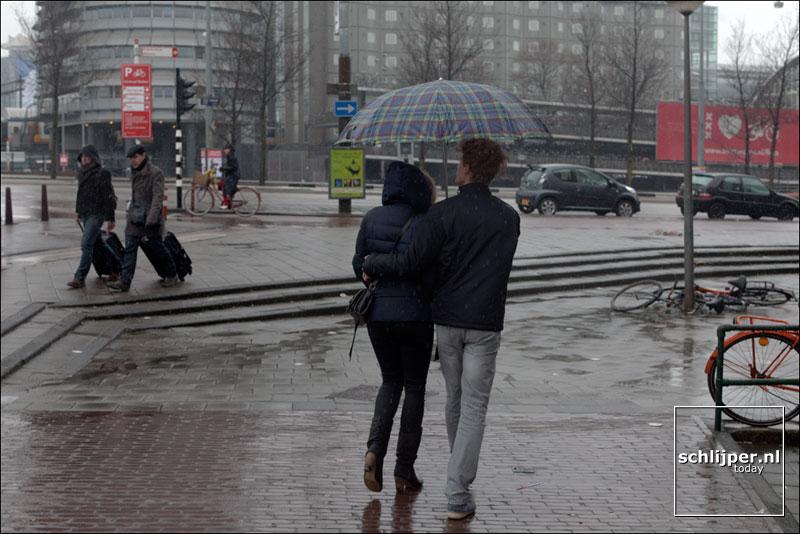 Nederland, Amsterdam, 7 maart 2012