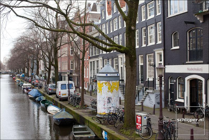 Nederland, Amsterdam, 8 maart 2012
